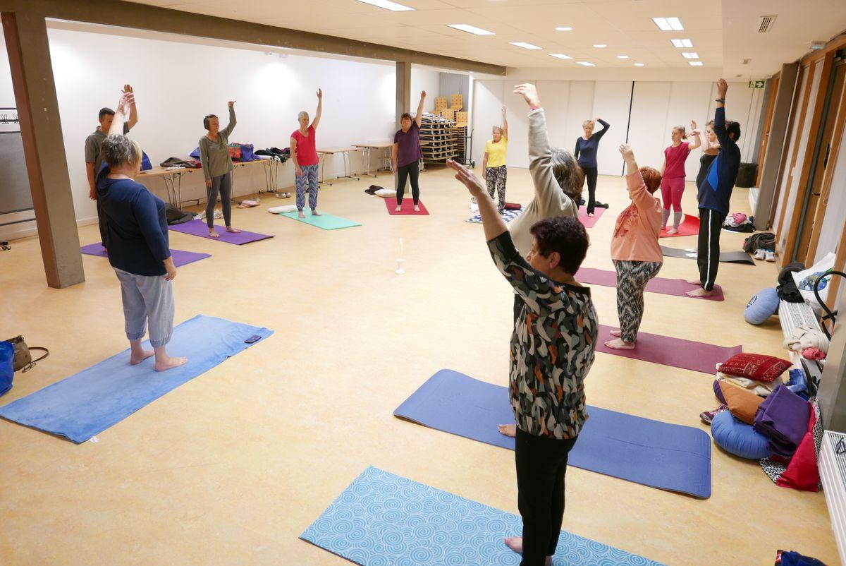 Aménager Une Salle De Yoga yoga eveil et harmonie - terville